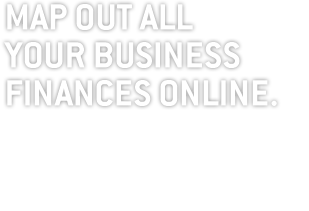 MAP OUT ALL YOUR BUSINESS FINANCES ONLINE. CFO gives you leading-edge online tools to manage your cash flow 24/7.
